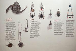 Museo Costume Nuoro amuleti