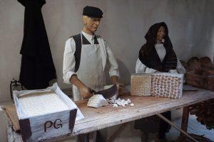 Museo Costume Nuoro ricostruzione