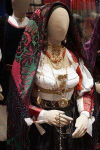 Museo costume Nuoro-abiti