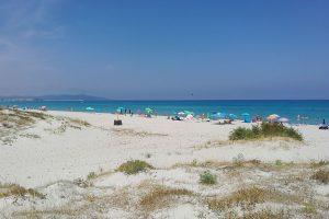 Sa Petra Ruja, le dune