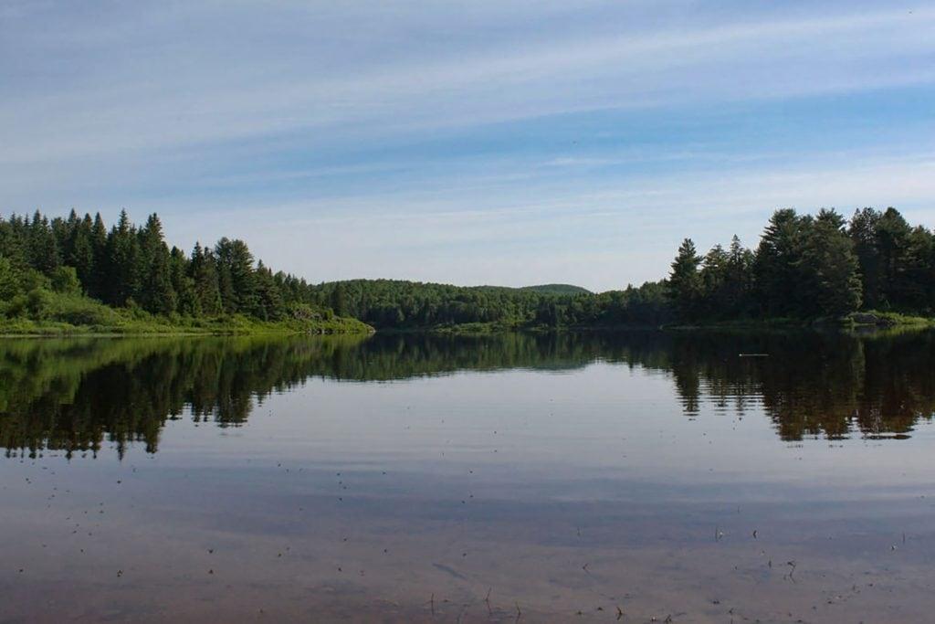 Lago-Algonquin, Canada