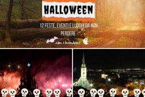 12 idee per halloween, gite ed eventi