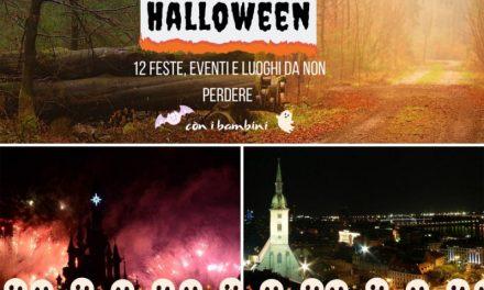 Halloween: cosa fare con i bambini? 12 idee fra feste, eventi e luoghi da non perdere