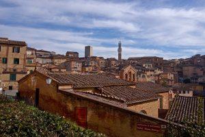 panorama di Siena