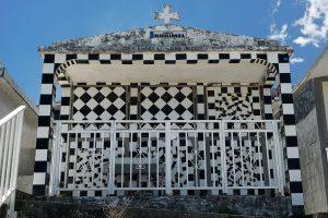 Cimitero Morne a L'Eau, Guadalupe, tomba