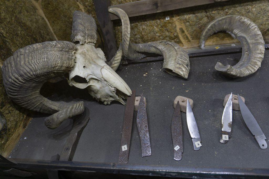 Culter, museo Internazionale del coltello di Pattada