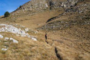 Camminata al monte Sagro