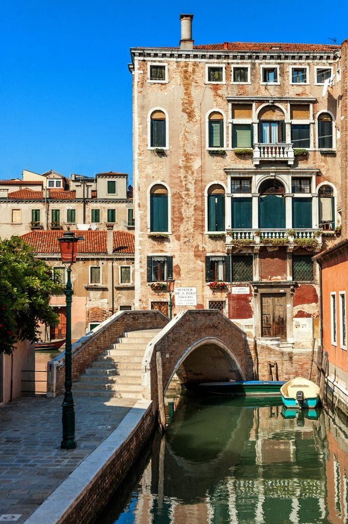 i ponti di Veenzia