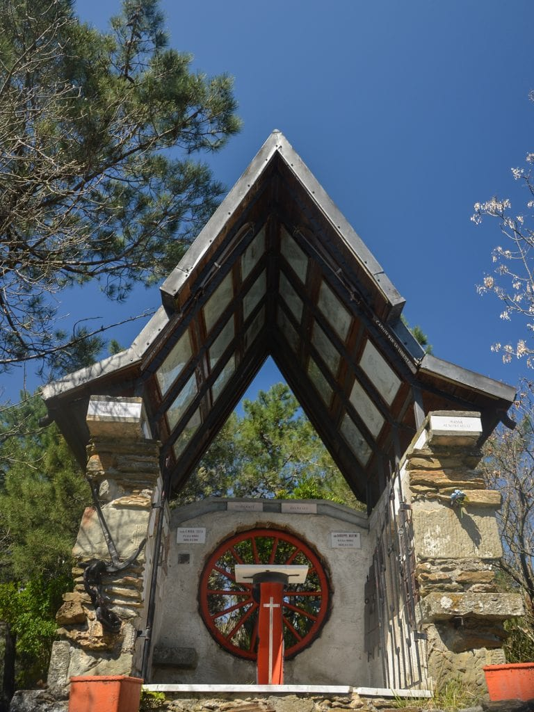 Cappella-parco della Resistenza