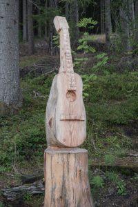 Land Art Falzes musica