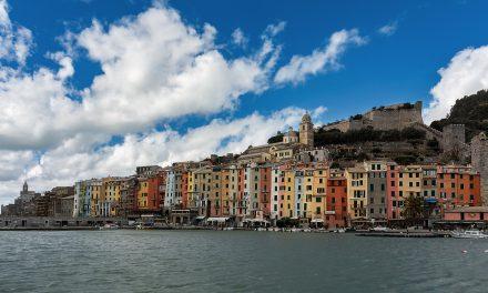 Cinque terre…alternative: I borghi di porto venere