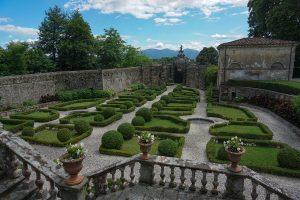 Villa Torrigiani, giardino di Flora