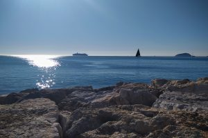 San Terenzo-veduta sul mare