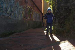 San Terenzo-sentiero CAI 413