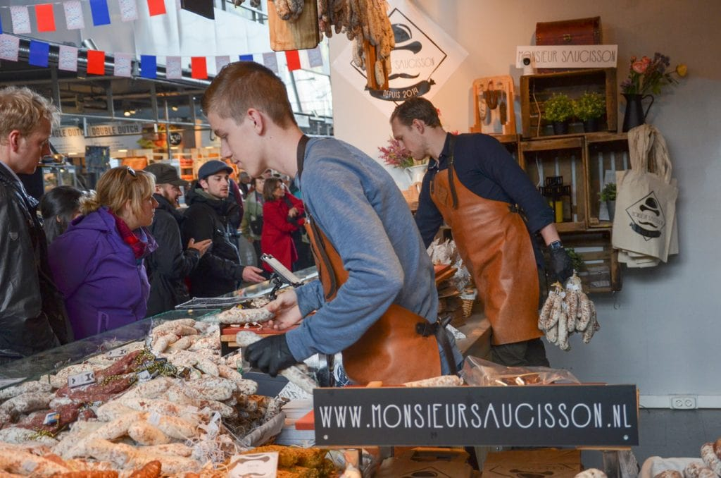 Markthal bancherella