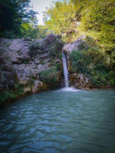 Cascate di Fiacciano