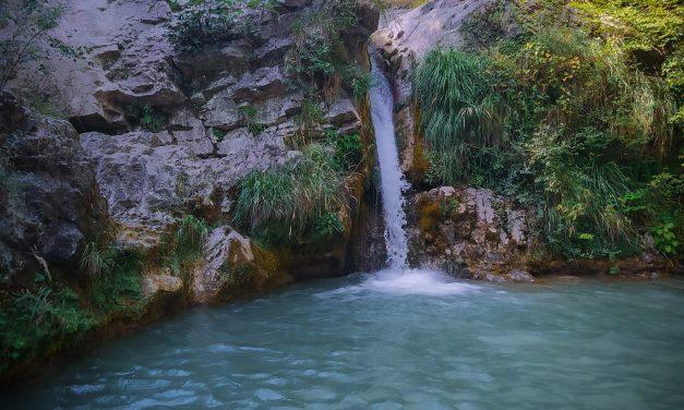 Le cascate di fiacciano (bozzi delle fate): Lunigiana da scoprire